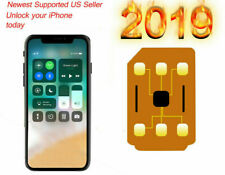 1PCS unlock sim 2020 R-SIM iPhone 11 pro X/8/7/6/6s/5S/SE iOS CARRIER UNLOCK NEW