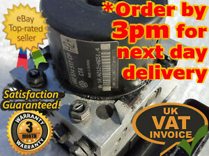 VW Scirocco / VW Golf / A3 ABS Pump 1K0614517CP 1K0907379BE 10.0212-0651.4 1122