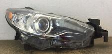 Mazda 6 tis 3000 2017 headlight light system