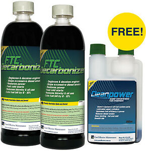 FTC Decarbonizer, Diesel Smoke and Carbon Remover, Special