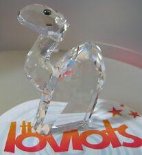 """SWAROVSKI CRYSTAL - """"LAY Z""""  887730 LOVLOT II 2007-2010 RETIRED   MINT IN BOX"""