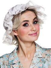 Grandma Haube NEU - Karneval Fasching Hut Mütze Kopfbedeckung