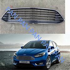 AUTO FRONT UPPER GRILLE Bumper Upper Radiator grilles for Ford Focus 2015