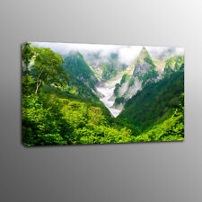 Landscape Mountain Picture Print on Canvas Wall Art Painting Home Decor No Frame