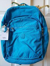 "Kipling Seoul Large 15"" Laptop Backpack  Methyl Blue"
