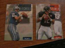 1994 SKYBOX IMPACT FOOTBALL  QUARTERBACK UPDATE COMPLETE SET (10) NFL CARDS
