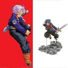 Anime Dragon Ball Z Soul x Soul Trunks PVC Figure Model Toy No Retail Box 10cm