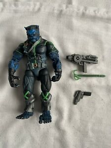 "Marvel Legends X-Men Stealth Gear Beast action 6"" Action figure"
