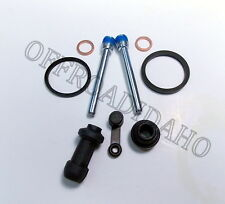 REAR BRAKE CALIPER BOOT SEAL REBUILD REPAIR KIT YAMAHA WR400F 1998, WR250 91-97