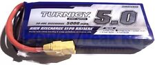 Turnigy 5000mAh 3s 11.1v 30c 40c Softcase LiPo - Free Traxxas XT60 Deans EC3