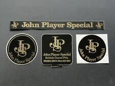 JPS FORMULA 1 original stickers set