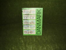 Maximumkarte Dänemark,Tourismus 1981 !
