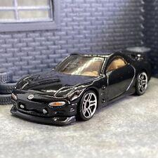 Hot Wheels '95 MAZDA RX-7 1:64 Diecast car - Excellent Condition