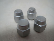 Alfa Romeo 4 Re-Finished Factory Acorn Lug Nuts Spider Gtv-6 Milano Alfetta