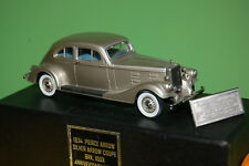 BROOKLIN MODELS.1934 PIERCE ARROW.ANNIVERSARY MODEL.