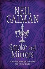 Excellent, Smoke and Mirrors, Gaiman, Neil, Book