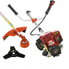 Multi 4 stroke GX35 engine 2 in 1 brush cutter Petrol Hedge Trimmer Chainsaw