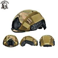 Tactical Airsoft Fast Helmet Cover With Breathable mesh For Fast Helmet BJ/PJ/MH