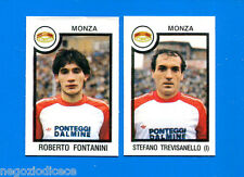 CALCIATORI PANINI 1982-83 - Figurina-Sticker n. 492 - FONTANI#TREVIS- MONZA -Rec