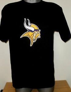 New NFL Reebok Minnesota Vikings Percy Harvin #12 T-shirt Small