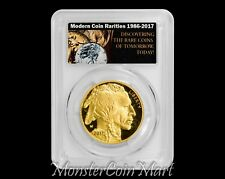 2017-W $50 Gold American Buffalo PCGS PR70DCAM First Day of Issue -WASHINGTON DC
