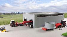 Ladegut Spur H0 Bausatz 2-ständige LKW - Halle Art.-Nr.:H0600001