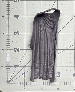"1/12 or 6"" scale fodder for custom Star Wars Black series The Mandalorian poncho"