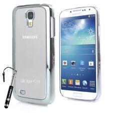 Fundas y carcasas brillantes de color principal plata para teléfonos móviles y PDAs Samsung
