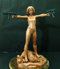 Selene Underworld Vampire Girl 1/6 Original Resin Figure Model Unpainted Kit