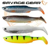New Savage Gear 3D BLEAK PADDLE TAIL Shad LB Soft Plastic Lures Fishing All Size