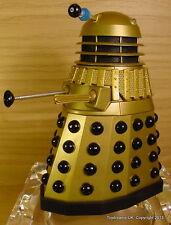 Doctor Dr Who SUPREME DALEK Figure Loose NEW Gold Black!