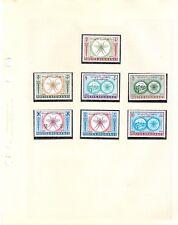 Afganistan 1963 malaria set (7) mosquito  medicine