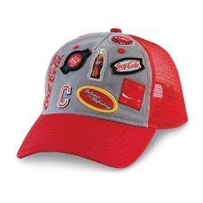 COCA COLA COKE PATCHES LOGO CAP  HAT  NEW!!!