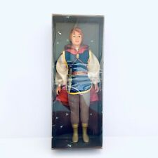 2004 Disney Collectable DeAgostini Porcelain Doll Prince Florian 19cm Tall