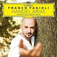 Franco Fagioli - Handel Arias [New CD]