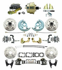 Base Performance 4 Wheel Disc Conversion Package for GM 1964-72 A Body Cars