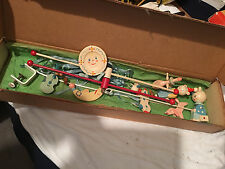 Vtg 60s Hand Painted Mobile by IRMI #812 Fairytale Orig Box Baby Crib complete
