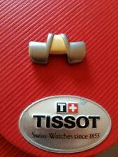 TISSOT T660 TITANIUM GOLD LINK PIN BRAND NEW ORIGINAL GENUINE 19mm