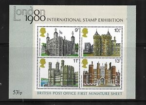 HICK GIRL- M.N.H. GREAT BRITAIN STAMPS   SC#909  1980  EXHIBITION    A1