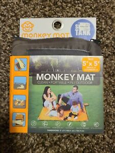 Monkey Mat Shark Tank 5ft X 5ft