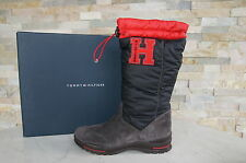 Tommy Hilfiger Girl Size 34 Girl Winter Boots Kids Shoes Boots NEW