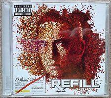 "2009 Double ""NM CD"" 見本品 Promo/Sample Eminem Relapse Refill UICS-1204/5 Japan"