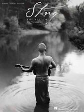 Sting : The Best of 25 Years, Paperback by Sting (CRT), Like New Used, Free s...