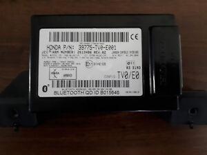 HONDA CIVIC MK9 12-16 ECU BLUETHOOTH CONTROLLER CONTR MODULE 39775-TV0-E001