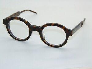 THOM BROWNE TBX411-47-02 TKT Tokyo Tortoise Authentic 47mm Sunglasses