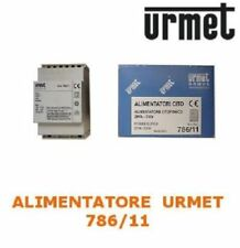 URMET 786/11 - ALIMENTATORE CITOFONICO  - 28VA - 230V