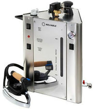 NEW Reliable 7000IS Commercial Stainless Steel Boiler Iron