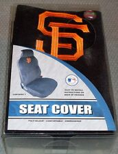 MLB NIB CAR SEAT COVER BY FREMONT DIE - SAN FRANCISCO GIANTS