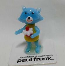 Sheree w Cupcake by PAUL FRANK TYNIES Glass Figure Figurine Collectibles 163
