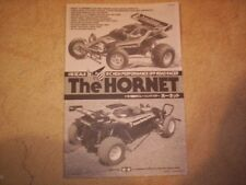 Tamiya Hornet Instructions Manual (re-release) 1050367